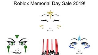 Roblox Memorial Day 2019 Sale Countdown!