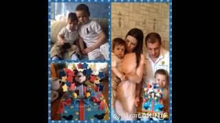 Семья Анциферовых! 9-я годовщина свадьбы!