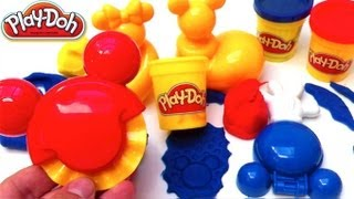 play doh mickey mouse clubhouse mouskatools play doh disney
