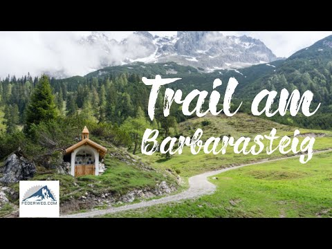 MTB Trail am Barbarasteig