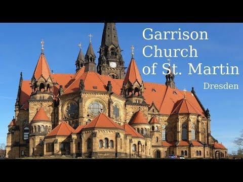 Garnisonkirche St. Martin in Dresden / Garrison Church of St. Martin in Dresden