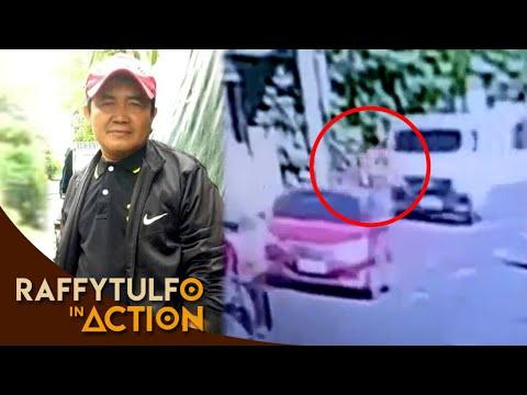 TINDERO NG ICE DROP NA INARARO NG ISANG PUTING VAN! -  (2020)