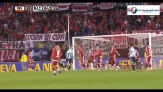 River Plate 2 - 3  Racing Club - Torneo de Argentina 2017 - Fecha 28