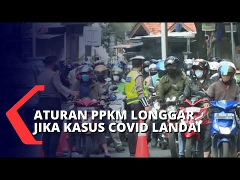 Download Pelonggaran Aturan PPKM Jika Kasus Positif Covid-19 Turun