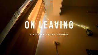 Short documentary on leaving home during lockdown