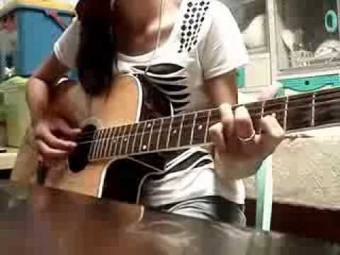 Tadhana Acoustic Cover Youtube