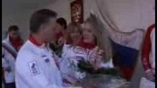 Турин-2006. Чествование победителей Олимпийских игр