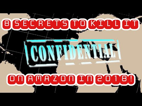 8 Secrets To KILL It Selling Books On Amazon In 2018 - Fast Track Your Business