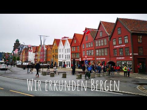 """Tag 3: Wir erkunden Bergen - """"Norwegen mit Bergen I"""" mit Mein Schiff 5"""