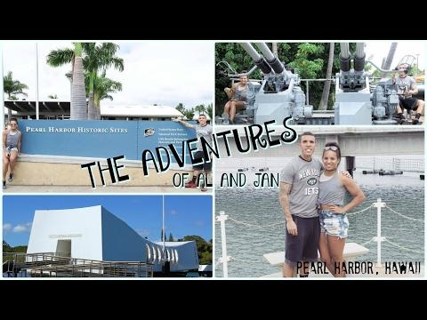 Pearl Harbor Memorial Tour | Hawaii 2017
