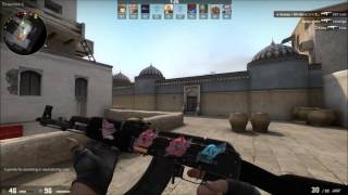 stattrak ak 47   redline battle scarred