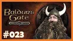 Baldur's Gate 1 Enhanced Edition #023 🪓 Auf dem Weg zum Hasadeur Adoy 🪓 [Deutsch]