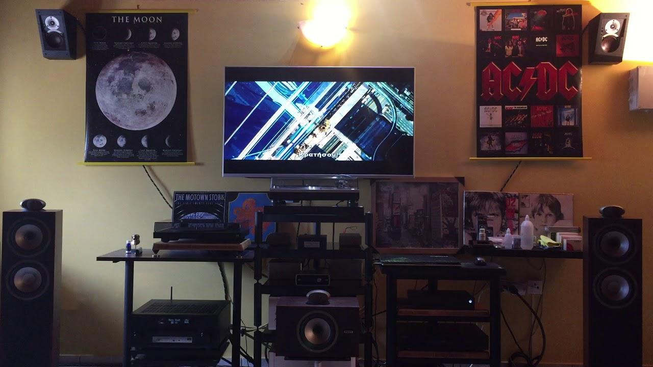yamaha av receiver rx a1070 youtube. Black Bedroom Furniture Sets. Home Design Ideas