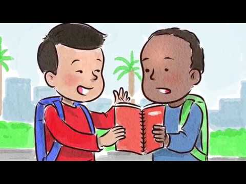Travel, Learn and See your FreindsTLSee book 1 English & Mandarin narration