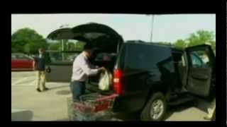 HILARIOUS Mitt Romney STAGED Grocery Shopping