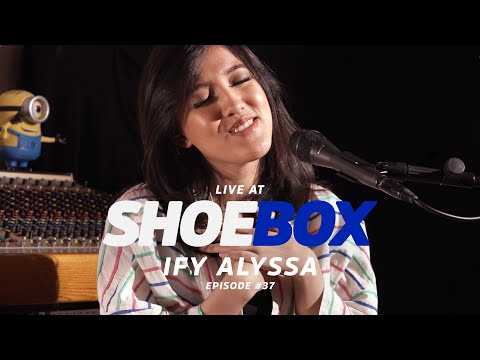 IFY ALYSSA | SHOEBOX #37