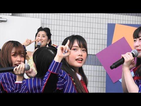 20180512 BNK48 LIVE@THAI FESTIVAL TOKYO 2018(MUSIC camera)
