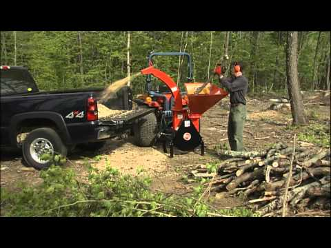 DR PTO Wood Log Chipper - Chipper Reviews part 2