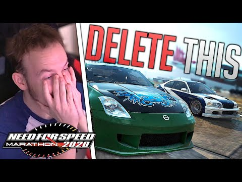The Sequel was a LIE! Why I HATE Most Wanted 2012 | NFS Marathon 2020 | KuruHS