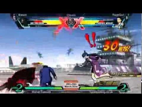Breslin vs RageQuit UMvC3 Saltire Suite 21/02/14