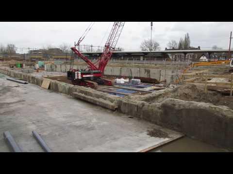 2017-01-12  bouwwerk Overcingeltunnel Assen