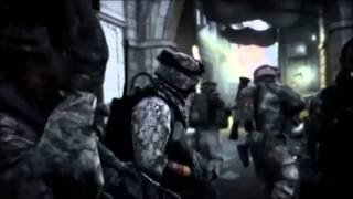 Battlefield 3 music video Eminem till i collapse