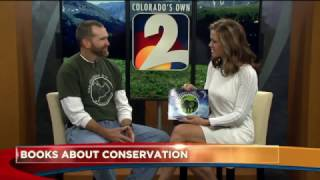 Dave Johnson TV Interview on the Colorado Daybreak Morning Show