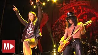 Watch Slash Paradise City video