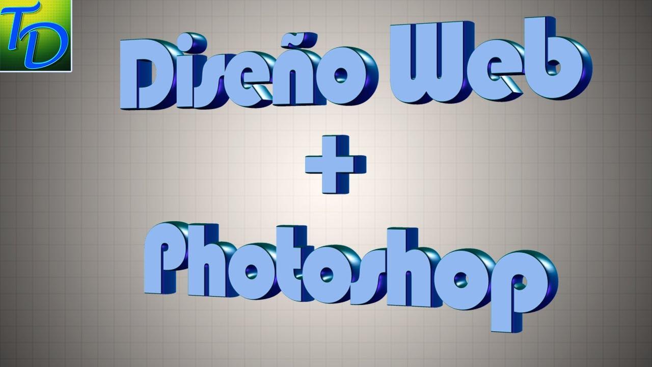 Tutorial Photoshop plantillas web profesional Part1 - YouTube