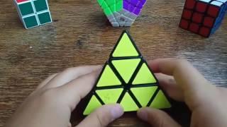 Візерунок на пірамідці