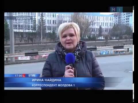 Телевидение Молдовы на русском (Новости главного канала TRM от 5 фев. 2015 г.)