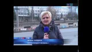 Телевидение Молдовы на русском (Новости главного канала TRM от 5 фев. 2015 г.)(Это видео к Это видео к статье: