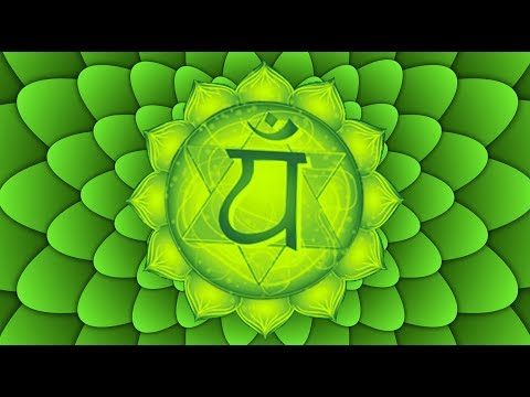 OPEN YOURSELF TO LOVE | Heart Chakra Healing Meditation Music | Heal Thyself {Anahata}