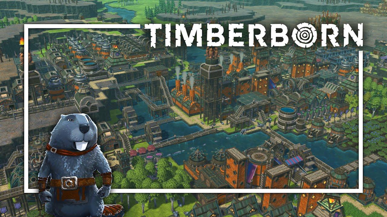 Download Empezamos en el MEJOR MAPA - TIMBERBORN Gameplay Español T2 Ep 1
