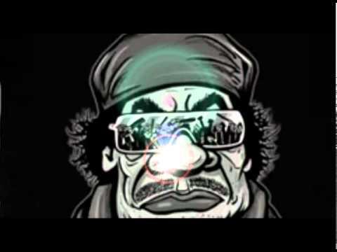 اغنية القذافي زنقة زنقة بتوزيع جديد خطيرة موت Satif Youtube