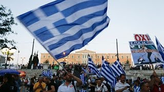 HISTORIC: GREECE SAYS NO TO EUROPEAN UNION BAIL OUT. SOVEREIGNTY NATIONALISM RULE THE DAY.