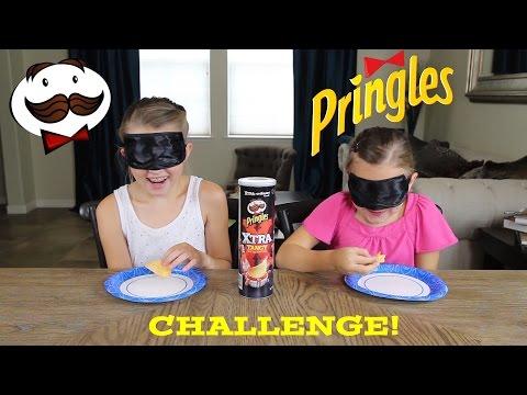 THE PRINGLES CHALLENGE!