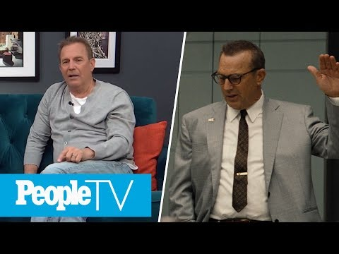 Kevin Costner On Getting To Act In 'Hidden Figures' | PeopleTV