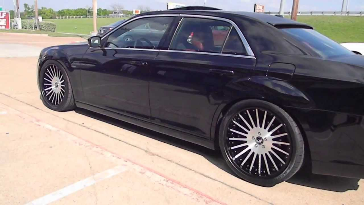 2013 s 300 on 22 inch DISEGNO FORGIATOS,TRENDSETTER BOY ...