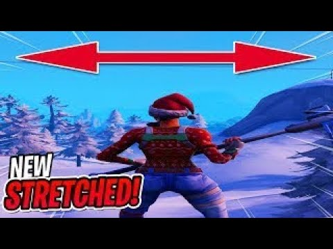 *NEW* How To Get Fortnite Stretch Resolution *AFTER*  Patch 8.30