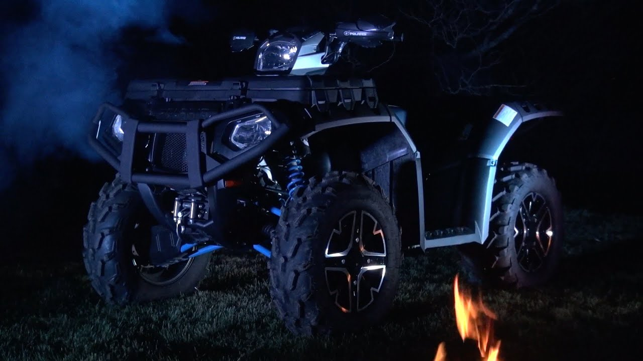 Polaris Sportsman XP 1000 Review- ATV ESCAPE