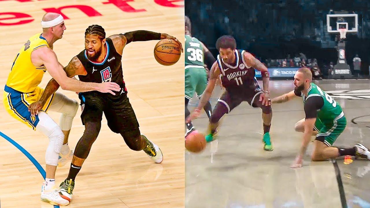 """NBA """"UNREAL HANDLES 😱!"""" MOMENTS"""