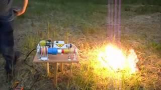 Работающий генератор свободной энергии  с подробностями
