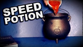 How To Make A Potion To Give You Super Speed