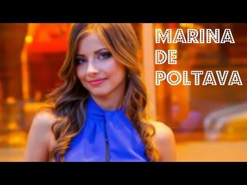 La beauté slave de Marina et le voyage romantique en Ukraine
