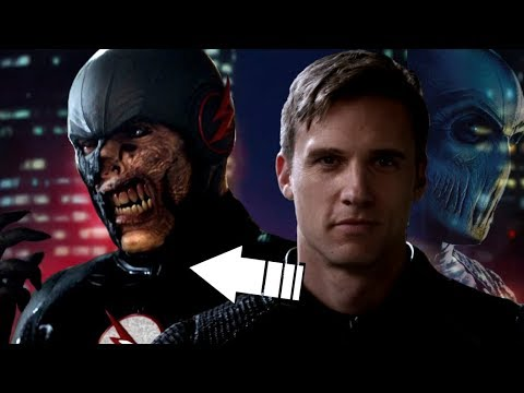 Black Flash is a Time Remnant? - Zoom alive and hiding - The Flash Theory
