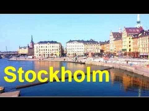 Stockholm City Center (Old Town / Gamla Stan)