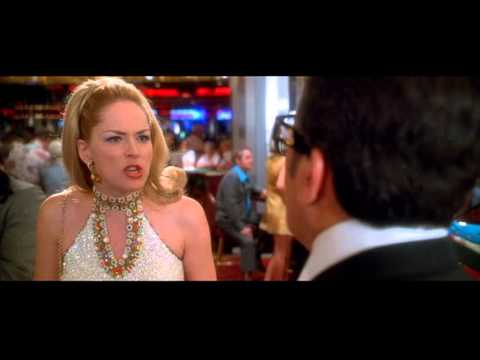 CASINO(1995) SAM MEETS GINGER.