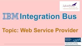IBM Integration Bus Tutorials- WebService Provider-BestOnlineTraining@