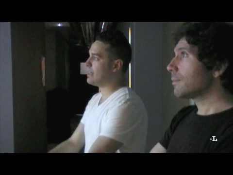 """Canal-L: Albert Lladó y Daniel Llamas. """"Diccionario Multimedia"""""""